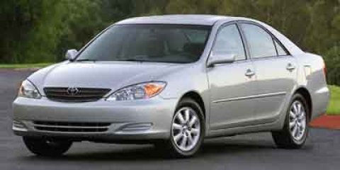 2002 Toyota Camry XLE Tan V4 24L Automatic 112000 miles 31 SERVICE RECORDS FOUND ON CARFAX K