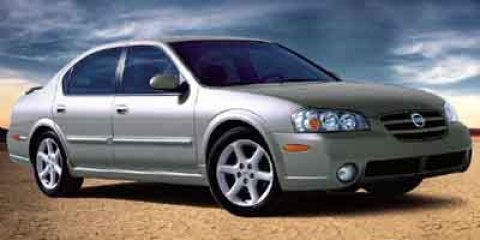 2002 Nissan Maxima SE Super BlackBlonde V6 35L Automatic 115039 miles The Sales Staff at Mac H