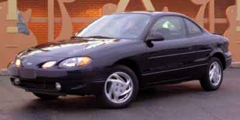 2002 Ford Escort ZX2 Gray V4 20L  145250 miles Fairfield Chrysler Dodge Jeep and Ram is PROUD