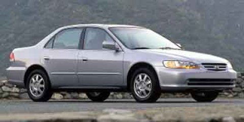 2002 Honda Accord Sdn SE Satin Silver MetallicQuartz V4 23L Automatic 119791 miles Accident f