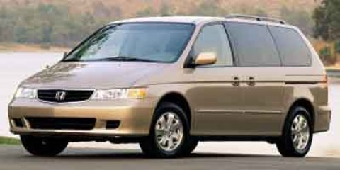 2003 Honda Odyssey EX-L Green V6 35L Automatic 137308 miles Check out this 2003 Honda Odyssey