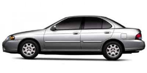 2002 Nissan Sentra XE  V4 18L  98935 miles  Front Wheel Drive  Tires - Front All-Season  Ti