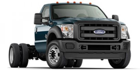 2013 Ford Super Duty F-550 DRW Oxford WhiteSTEEL VINYL V8 67L Automatic 0 miles  Rear Wheel Dr
