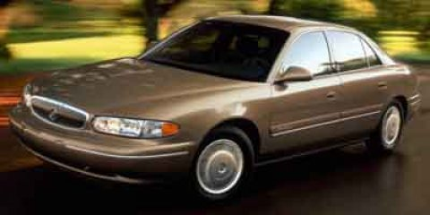 2002 Buick Century Custom Sterling Silver Metallic V6 31L Automatic 1 miles  Traction Control