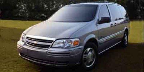 2002 Chevrolet Venture Warner Bros 1SE Pkg Silver V6 34L Automatic 162732 miles Recent Arriva