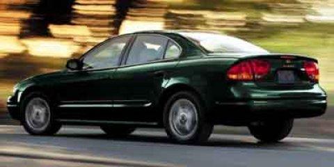 2002 Oldsmobile Alero GLS  V6 34L Automatic 0 miles  Traction Control  Front Wheel Drive  T