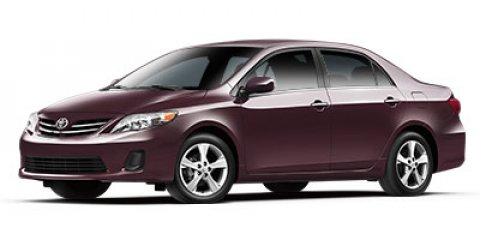2013 Toyota Corolla LE Special Edition Black Currant MetallicBisque V4 18L Automatic 0 miles  