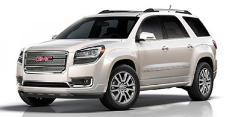 2016 GMC Acadia Denali  V6 36L Automatic 0 miles  HID headlights  Heads-Up Display  All Whe