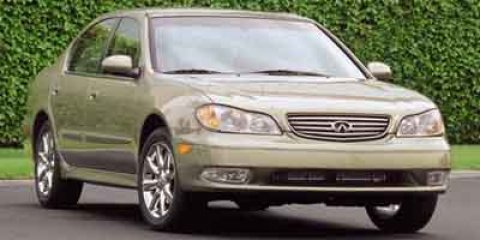 2002 Infiniti I35 Luxury  V6 35L Automatic 128777 miles  Front Wheel Drive  Tires - Front Per
