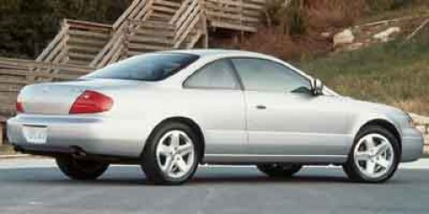 2002 Acura CL Type S Satin Silver MetallicBlack V6 32L Automatic 107937 miles  Traction Contr