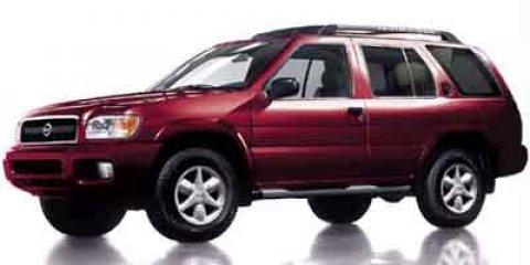 2002 Nissan Pathfinder SE Tan V6 35L Automatic 38749 miles  Rear Wheel Drive  Tow Hooks  Tir