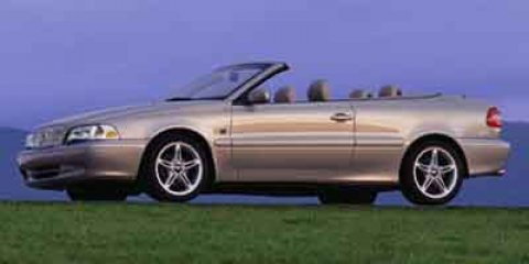 2002 Volvo C70 Nautic Blue MetallicBeige V5 23L Automatic 59584 miles New Arrival CarFax On