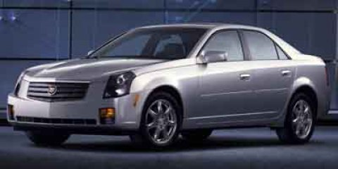 2003 Cadillac CTS Sable BlackBLACK V6 32L Automatic 114967 miles -New Arrival- LEATHER SEATS