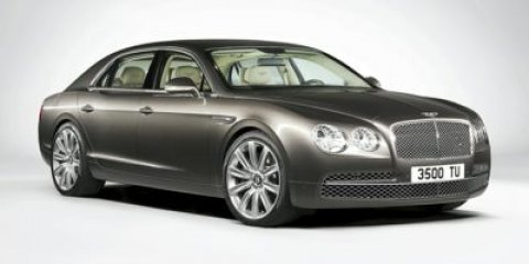 2014 Bentley Flying Spur  V12 60 L Automatic 16 miles  Turbocharged  All Wheel Drive  Air Su