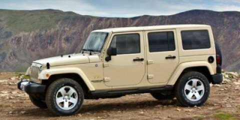2014 Jeep Wrangler Unlimited Altitude Bright White ClearcoatBlack V6 36 L Automatic 0 miles  A
