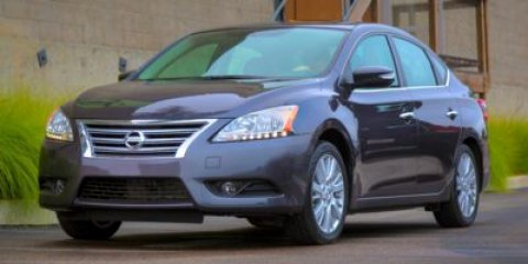 2014 Nissan Sentra S Brilliant SilverGCHARCOAL V4 18 L Variable 5 miles  B92 BODY COLORED S