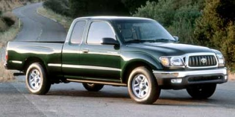 2002 Toyota Tacoma DLX Imperial Jade Mica V4 24L  161691 miles The Sales Staff at Mac Haik For