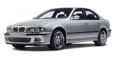 2002 BMW 5 Series M5 CLASSIC SILVERBLACK V8 50 Manual 95170 miles New Arrival -Popular Color