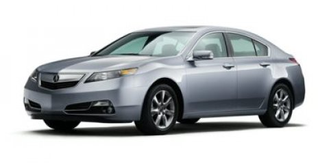 2014 Acura TL Silver Moon V6 35 L Automatic 10 miles  Front Wheel Drive  Power Steering  ABS