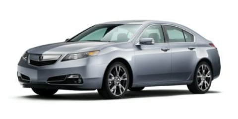 2014 Acura TL Advance Crystal Black Pearl V6 37 L Automatic 0 miles  All Wheel Drive  Power S