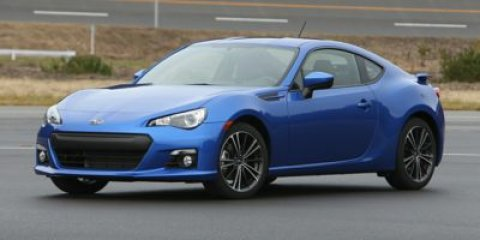 2014 Subaru BRZ Limited  V4 20 L Automatic 5 miles  Rear Wheel Drive  Power Steering  ABS