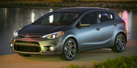 2014 Kia Forte 5-Door EX Steel BlueGray V4 20 L Automatic 0 miles  CARGO MAT  CARPETED FLOOR