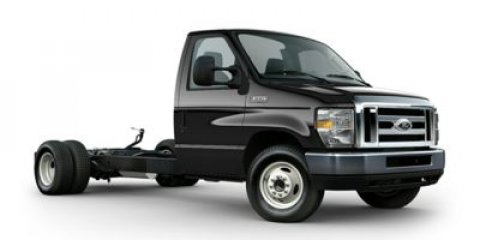 2014 Ford Econoline Commercial Cutaway E450 SD COMMERCIAL CUTAWAY VAN Oxford WhiteMedium Flint V1