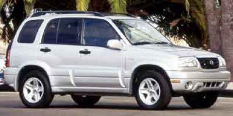 2002 Suzuki Grand Vitara JLX  V6 25L Automatic 121500 miles PRICED WHOLESALE TO THE PUBLIC