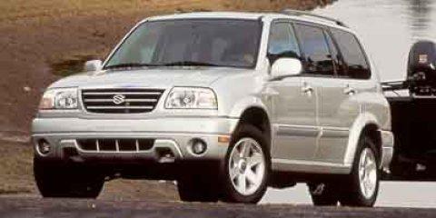 2002 Suzuki XL-7 Standard Grove Green Metallic V6 27L Automatic 189638 miles  Rear Wheel Driv