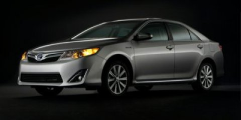 2014 Toyota Camry Hybrid SE Limited Edition Attitude Black V4 25 L Variable 5 miles The 2014 T