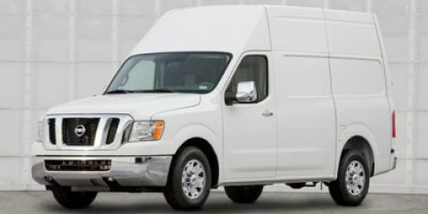 2014 Nissan NV S Glacier WhitePOWER PACKAGE V8 56 L Automatic 0 miles FOR AN ADDITIONAL 2500