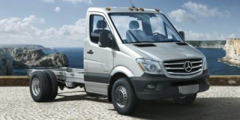 2014 Mercedes Sprinter Chassis-Cabs 2WD Reg Cab 144 WB Arctic WhiteTunja Black V4 21 L Automatic