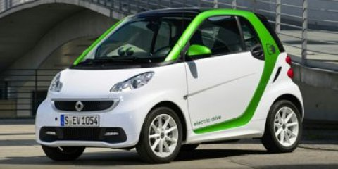 2014 Smart fortwo electric drive Passion EN7GreenIAHDESIGN BLAC V0 00 Automatic 0 miles  ANT