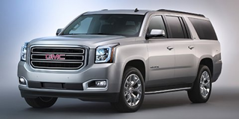 2015 GMC Yukon XL SLT White Diamond TricoatH2X JET BLACK V8 53L Automatic 5 miles  ADAPTIVE CR