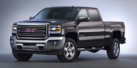 2015 GMC Sierra 2500HD SLT Quicksilver MetallicJET BLACK V8 66L Automatic 5 miles  COVER 1-PIE