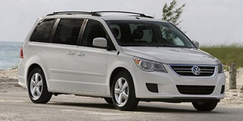 2013 Volkswagen Routan SEL Premium Mariner Blue V6 36L Automatic 6313 miles FULLY LOADED NAV