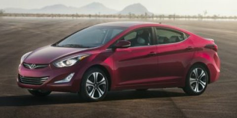 2014 Hyundai Elantra SE Windy Sea BlueBeige V4 18 L Automatic 5 miles This year the Hyundai El