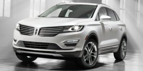 2015 Lincoln MKC White Platinum Metallic Tri-CoatWhite Sands V4 20 L Automatic 0 miles The new