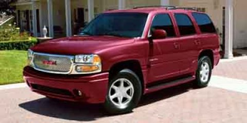 2002 GMC Yukon Denali Denali Summit White V8 60L Automatic 38037 miles  Autoride Suspension P