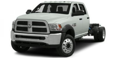 2014 Ram 5500 C White V6 67 L Automatic 26089 miles  Rear Wheel Drive  Power Steering  ABS