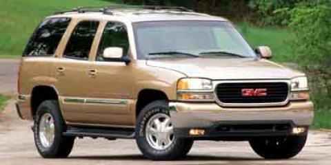 2002 GMC Yukon TanTAN V8 53L Automatic 130548 miles Come see this 2002 GMC Yukon  It has a A