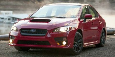 2015 Subaru WRX Premium Crystal Black SilicaBLACKGRAY V4 20 L Variable 5 miles  ALL WEATHER F