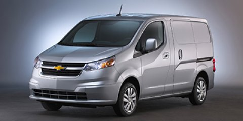 2015 Chevrolet City Express Cargo Van LS APPEARANCE PKG Designer WhiteMedium Pewter V4 20L Var
