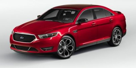 2015 Ford Taurus SHO AWD Ruby Red Metallic Tinted ClearcoatCharcoal Black V6 35 L Automatic 48