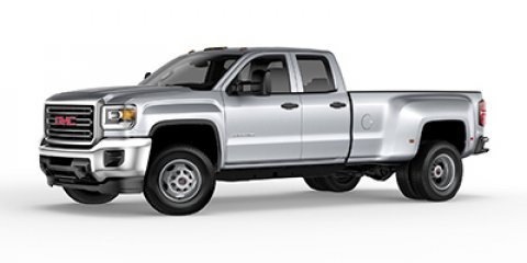 2015 GMC Sierra 3500HD SLT Quicksilver MetallicJET BLACK V8 66L Automatic 5 miles Redesigned f