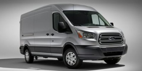 2015 Ford Transit Cargo Van Oxford WhiteVk Vinyl Pewter V6 35 L Automatic 0 miles The 2015 For