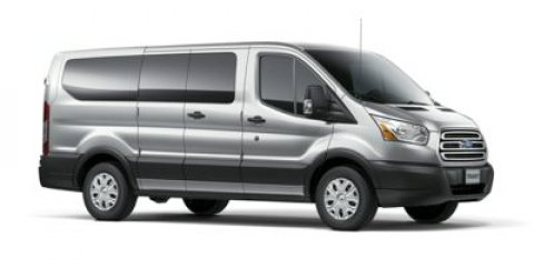 2015 Ford Transit Wagon XL Oxford WhitePewter V6 37 L Automatic 3 miles Transit-350 XL Passen