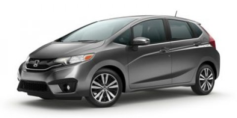 2015 Honda Fit EX-L Alabaster Silver Metallic V4 15 L Variable 75 miles  Front Wheel Drive  P