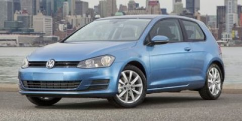 2015 Volkswagen Golf Launch Edition Blue Silk MetallicTitanium Black V4 18 L Manual 0 miles  T