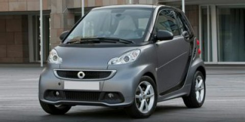 2015 Smart Fortwo Passion Deep BlackBlack V3 10 L Automatic 6 miles Stop by Smart Center River